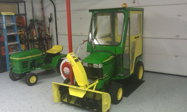 345 w Curtis Cab decided to add mount MyTractorForum